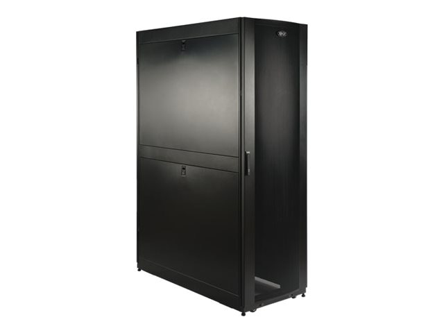 Tripp Lite 42U SmartRack Deep Premium Enclosure, Doors, Side Panels