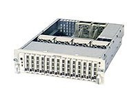 Supermicro Chassis, 3U, SC933S1-R760, Dual Xeon, EATX, 14 1 HS SCA Bays, 760W TRPS, Beige, CSE-933S1-R760, 6458696, Cases - Systems/Servers