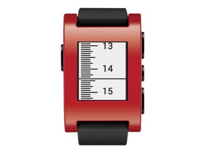 Smartwatch, Red, 301RD, 31950869, Wearable Technology