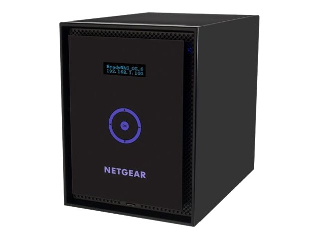 Netgear ReadyNAS 316 6x2TB Enterprise Drive, RN31662E-100NAS, 15455964, Network Attached Storage
