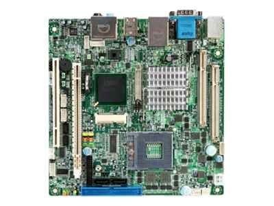 Microstar Motherboard, GME965, Core 2 Duo, Mini-ITX, Max 4GB DDR2, PCIEX16, PCIEX, PCI, Video, Audio, SATA, 9821-010, 9252511, Motherboards