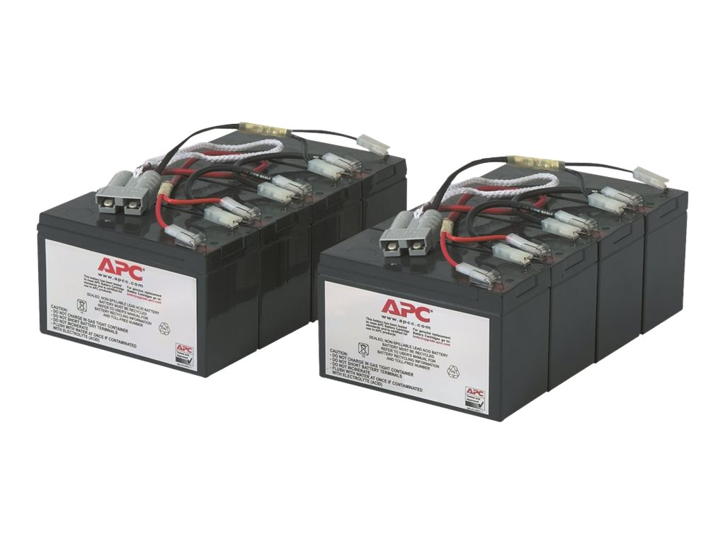 APC Replacement Battery Cartridge #12 for SU2200, SU5000 models, RBC12, 149482, Batteries - Other