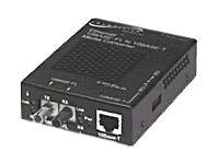 Transition 100BaseTX to 100BaseFX Standalone Media Converter ST, E-100BTX-FX-05, 247755, Network Transceivers