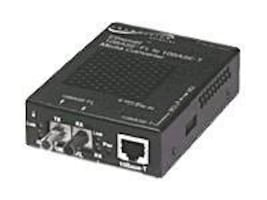 Transition FE ST MM Standalone Fiber Media Converter, E-100BTX-FX-05, 247755, Network Transceivers