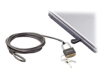 Belkin Notebook Security Lock, Master-keyed, F8E550-CMK