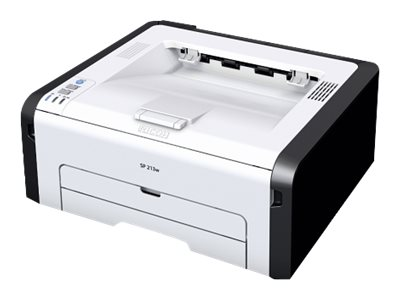 Ricoh SP 213Nw BW Laser Printer, 407587, 17923400, Printers - Laser & LED (monochrome)