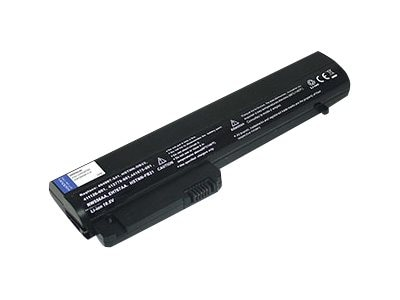 Add On Li-Ion Notebook Battery 10.8V 5200mAh 56Wh 6-cell for HP