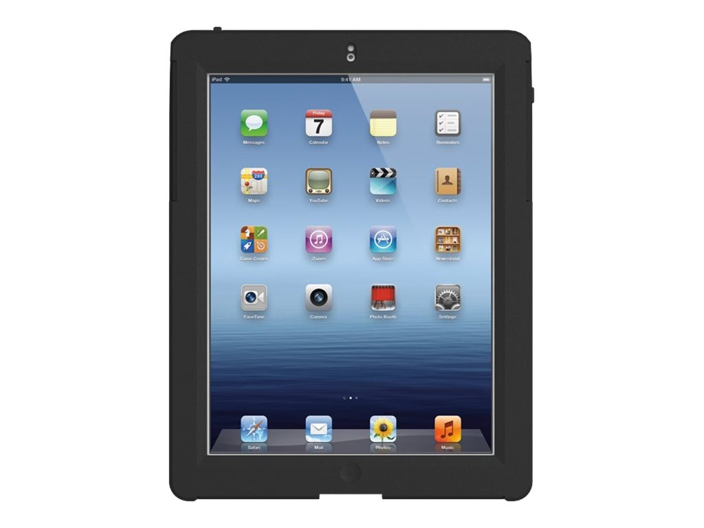 Trident Case Aegis Case for iPad 2nd Gen  3rd Gen, Black, AG-NEW-IPAD-BK, 16475959, Carrying Cases - Tablets & eReaders