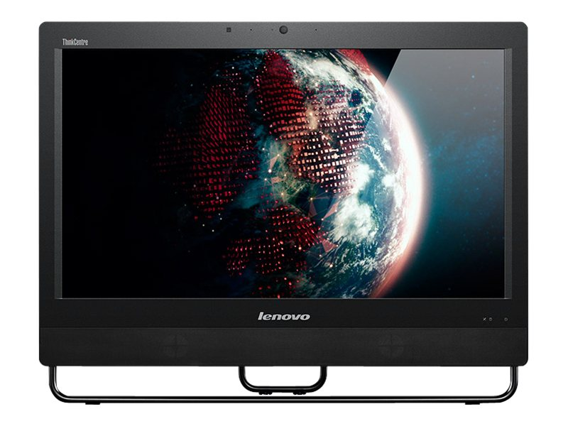 Lenovo ThinkCentre M93z AIO Core i5-4430S 2.7GHz 6MB 4GB 500GB DVD+RW GbE bgn BT WC 23 FHD MT W7P64-W8, 10AC000JUS, 16017940, Desktops - All-in-One