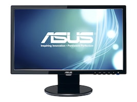 Asus 19 VE198TL LED-LCD Monitor, Black, VE198TL, 15191436, Monitors