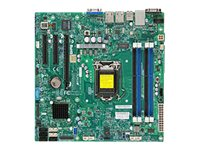 Supermicro Motherboard, Haswell UP X10SLL-F