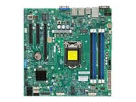 Supermicro Motherboard, Haswell UP X10SLL-F, MBD-X10SLL-F-O, 15792215, Motherboards