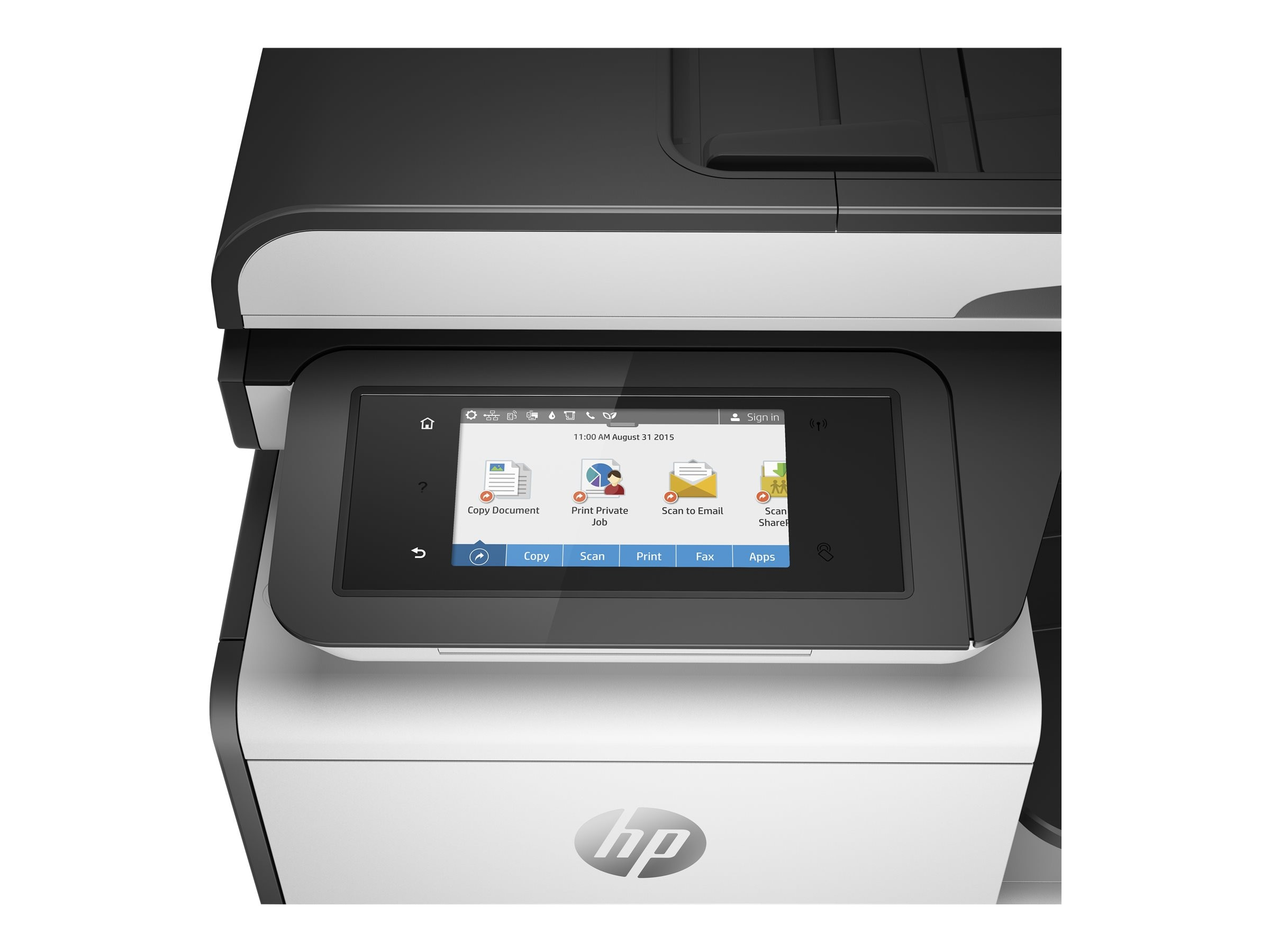 HP PageWide Pro 577z Multifunction Printer (VPA), K9Z76A#B1H