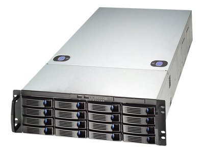 Chenbro RM31616 with Mini-SAS BP, 760W PSU, RM31616ML-700, 10154311, Cases - Systems/Servers
