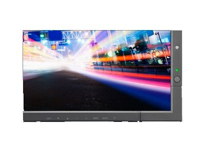 NEC 46 P463 Full HD LED-LCD Monitor, Black with Integrated Digital Media Player, P463-DRD