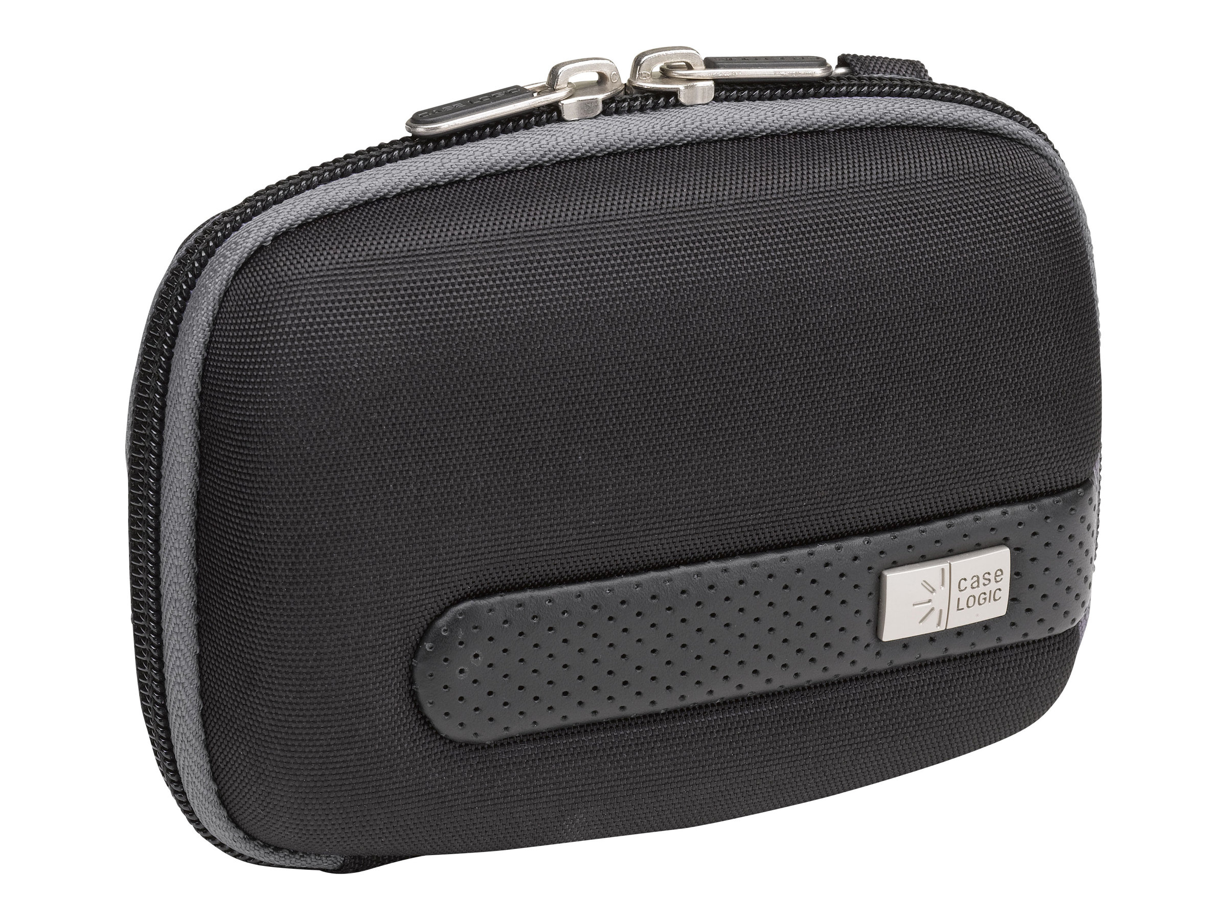 Case Logic 4.3 Flat Sccreen GPS Case, Black, GPSP2BLACK, 8637065, Carrying Cases - Other