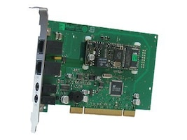 Multitech Voice Data Fax World V.92 Internal PCI Modem, MT9234ZPX-UPCI, 8323242, Modems