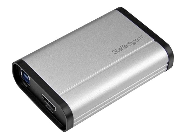 StarTech.com USB 3.0 1080p Capture Device for High-Performance HDMI Video