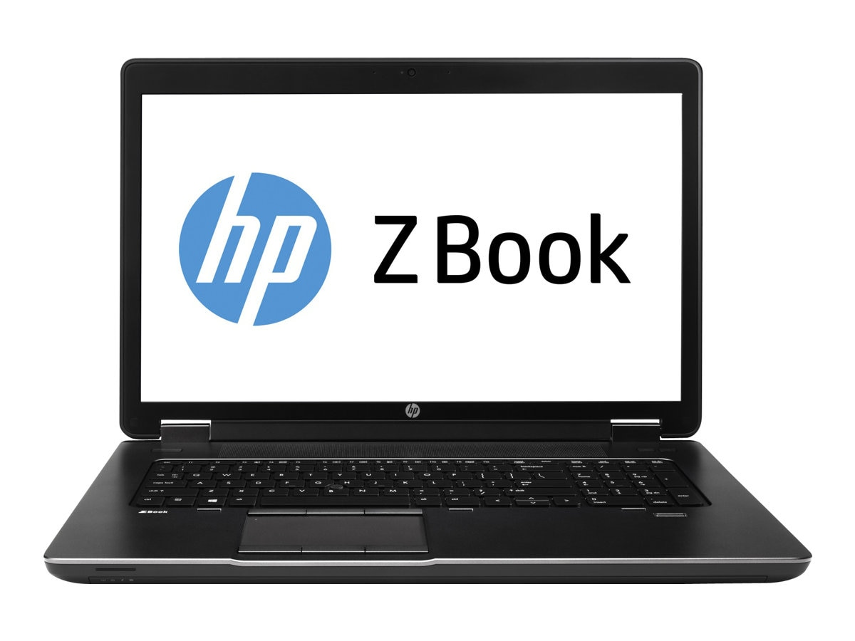 HP ZBook 17 Core i7-4900MQ 2.8GHz 8GB 500GB 17.3, G7B02UC#ABA