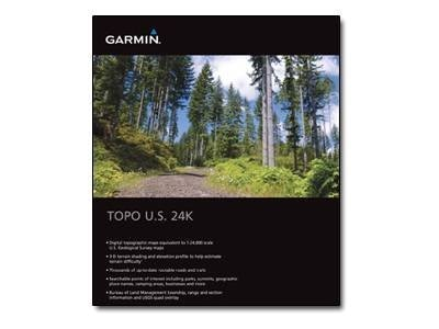 Garmin TOPO US 24K Mountain North, 010-C0952-00, 11274752, Global Positioning Systems