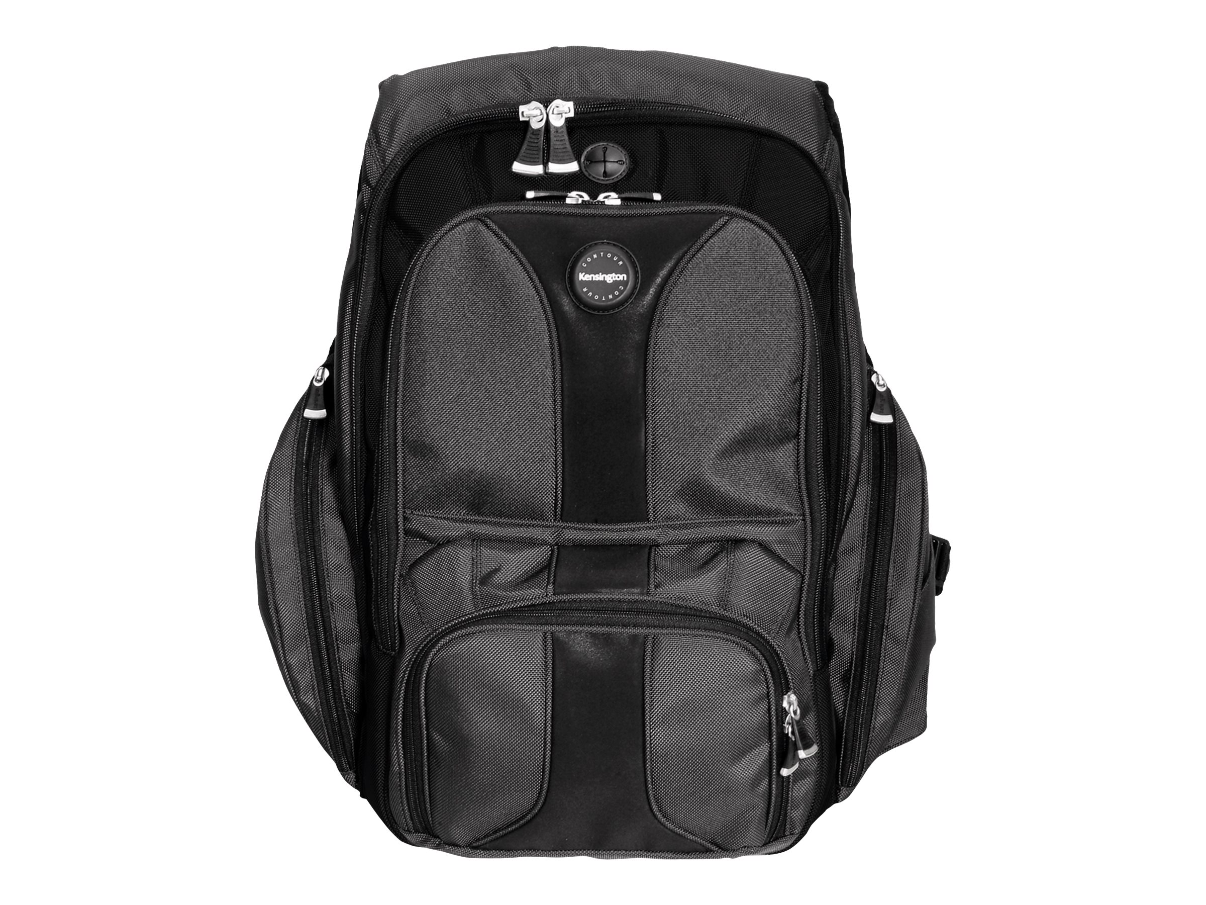 Kensington Contour Notebook Backpack with Adjustable Lumbar Support
