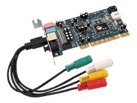 Siig SoundWave 5.1 PCI-LP Card, LP-000022-S2, 11008438, Sound Cards