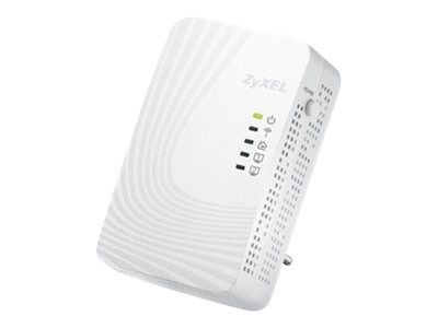 Zyxel 500 Mbps Powerline Wireless N Extender, PLA4231, 15282451, Wireless Access Points & Bridges