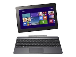 Asus T100TA Transformer 2GB 64GB SSD 10.1 W8.1 Gray, T100TA-C2-EDU, 17062793, Tablets