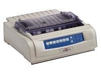 Oki MicroLine 490 24-pin Impact Printer, 62418901, 420219, Printers - Dot-matrix