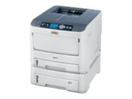 Oki C610dtn Digital Color Printer, 62433405, 11238145, Printers - Laser & LED (color)