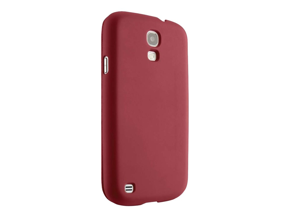Belkin Micra Folio Case for Samsung Galaxy S4, Rose, F8M564BTC01, 15961226, Carrying Cases - Phones/PDAs