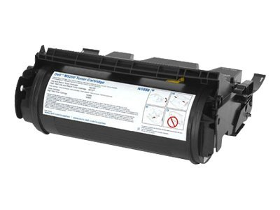 Dell Standard Yield Black Toner for M5200n, N0888