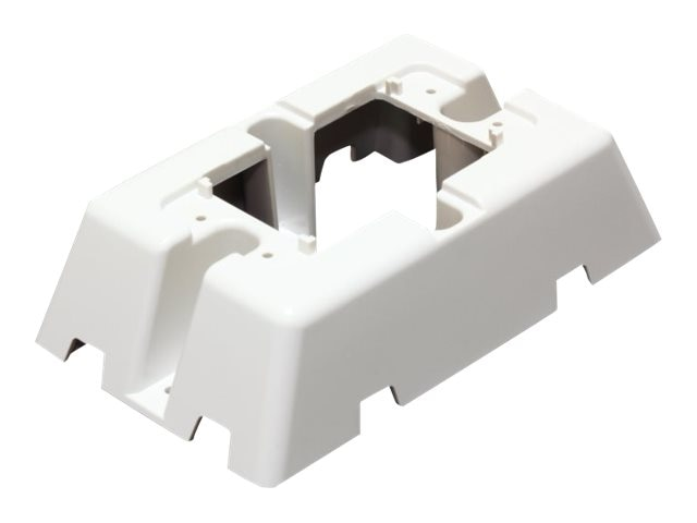 HPE Unified Wired-WLAN Walljack Table Flush Wall Mount Kit, JL022A, 17797853, Mounting Hardware - Network