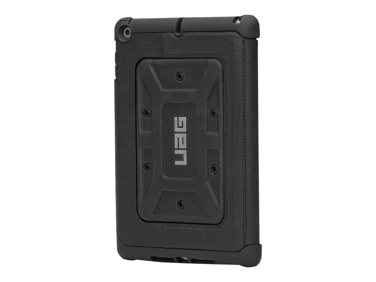 Urban Armor Scout Composite Case for iPad Air, Black, UAG-IPDAIR-BLK/BLK-VP