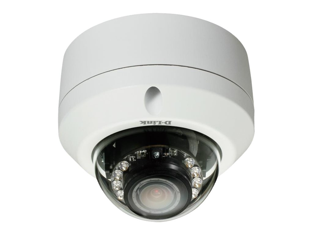 D-Link DCS-6314 Full HD 2.0MP WDR Outdoor Dome IP Camera
