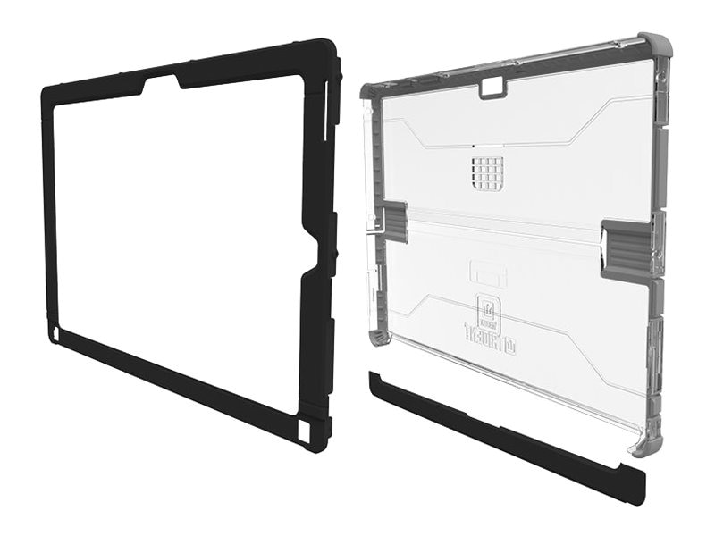 Trident Case Cyclops Case, Clear, CY-MSSF03-CLBLK, 25876560, Carrying Cases - Tablets & eReaders