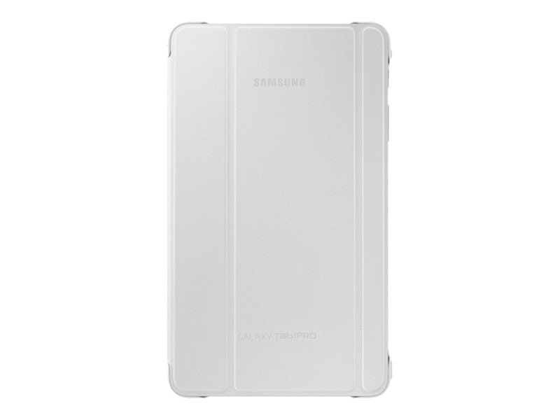 Samsung Galaxy Tab Pro 8.4 Book Cover, White, EF-BT320WWEGUJ, 16965721, Carrying Cases - Tablets & eReaders