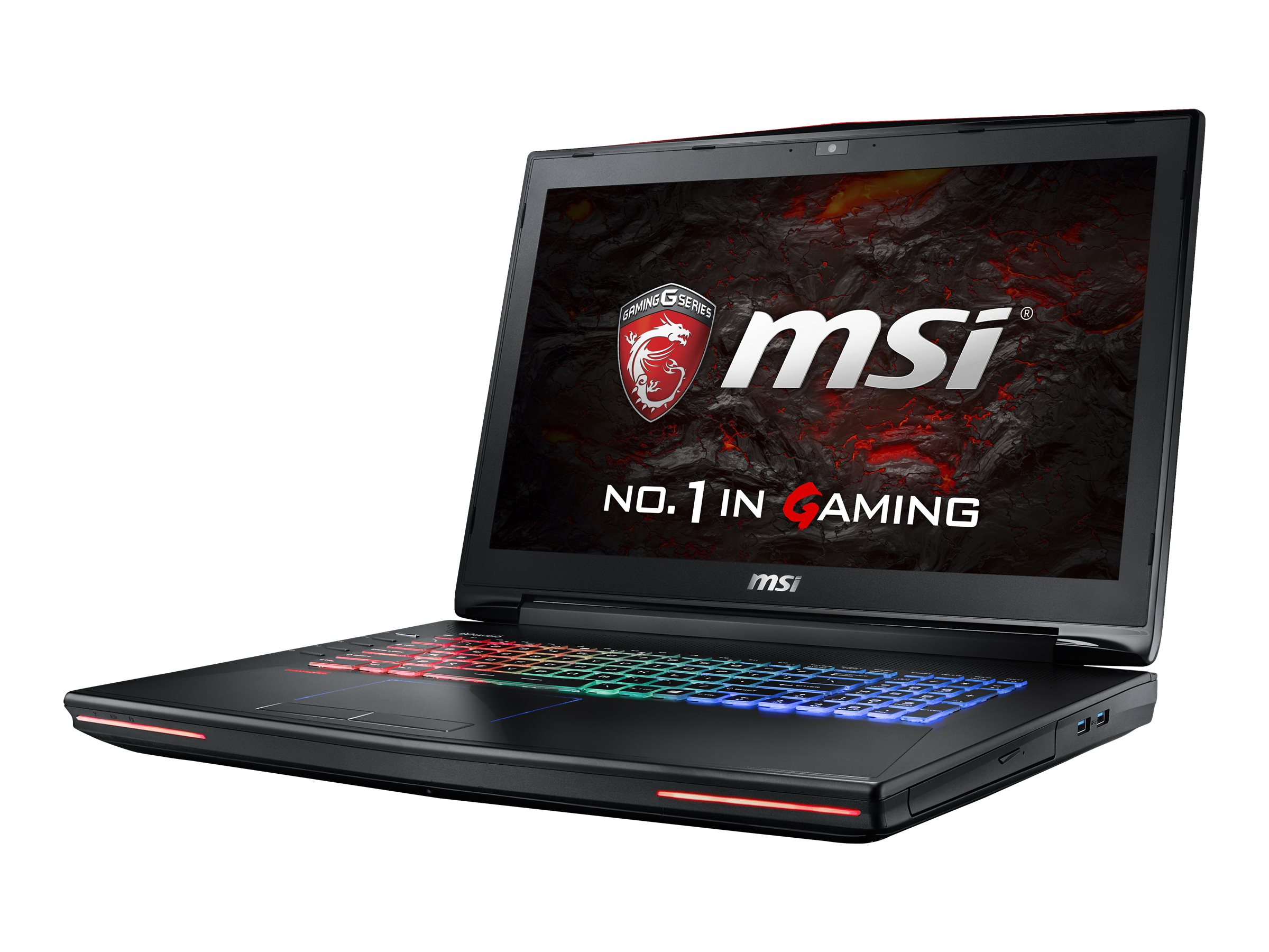 MSI GT72VR Dominator-286 Core i7-6700 2.6GHz 16GB 1TB DVD SM ac GNIC BT WC GTX 1060 17.3 FHD W10