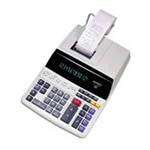 Sharp 12 Digit 2 Color Printing Calculator