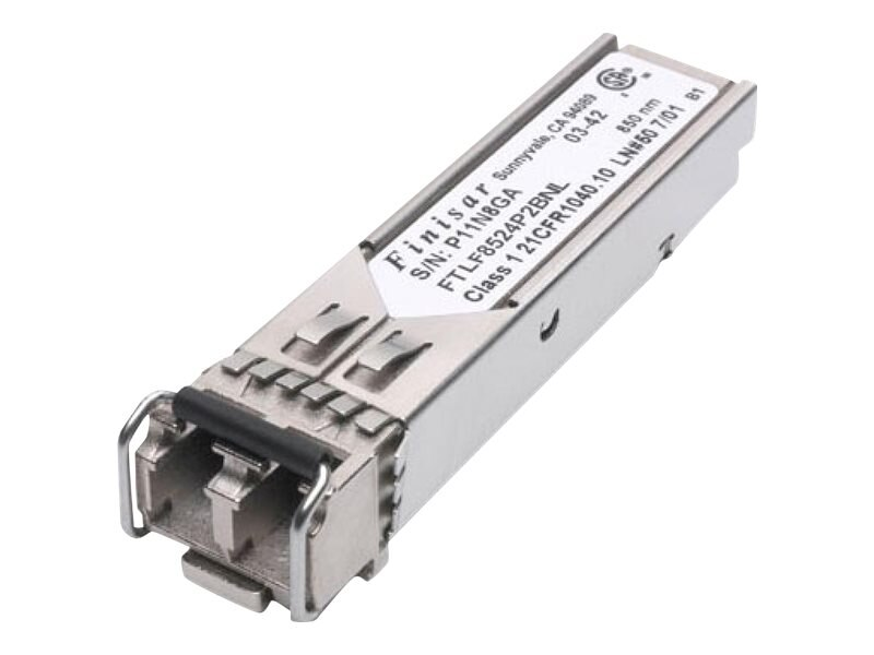 Finisar 850NM Oxide VCSEL up to 4Gbps Transceiver, FTLF8524P3BNL, 13789354, Network Transceivers