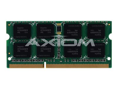 Axiom 4GB PC3-10600 DDR3 SDRAM SODIMM, E581416-AX