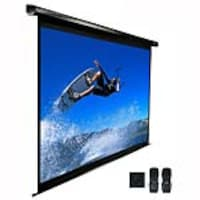 Open Box Elite VMax Series Electric Projector Screen, 16:9, 120in, VMAX120UWH2, 33622421, Projector Screens