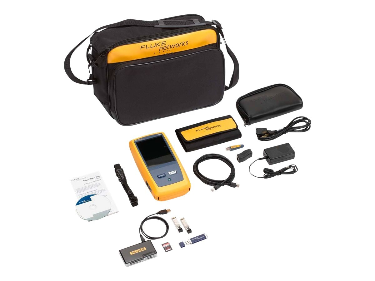 Fluke ONETOUCH AT G2 1500 AND 1YR    PERPGOLD, 1TG2-1500/GLD, 30564237, Network Test Equipment