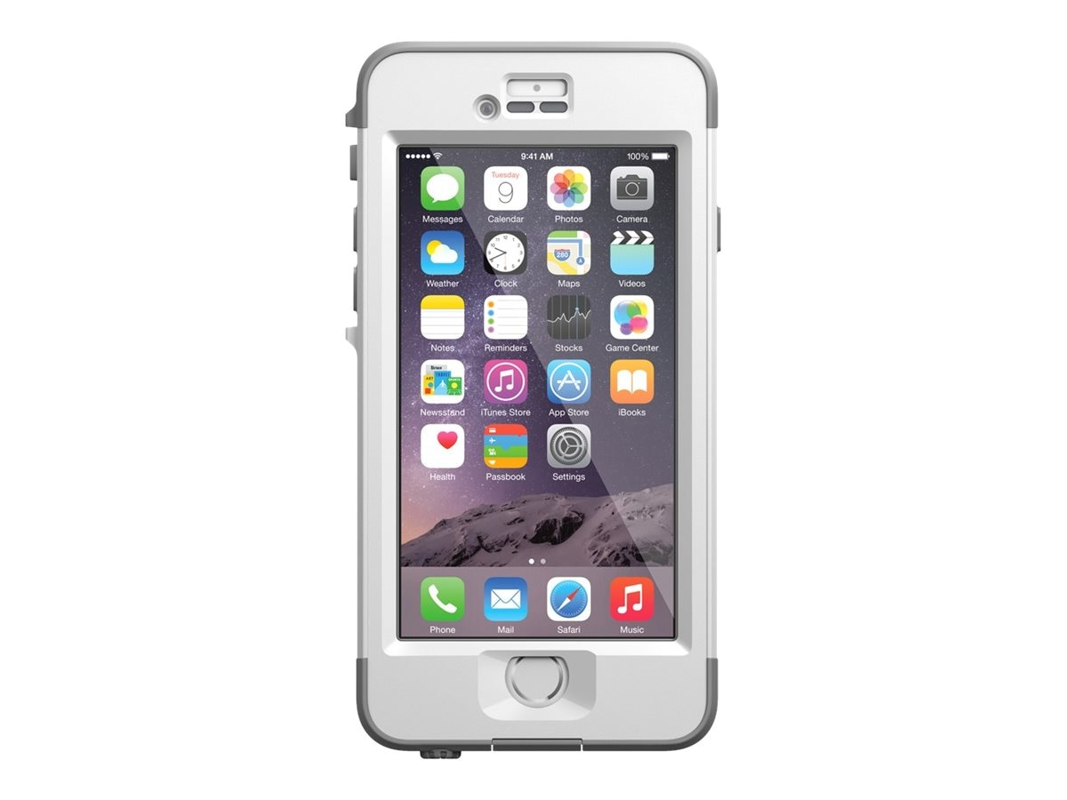 Lifeproof Nuud Avalanche V2 for iPhone 6, 77-51110, 21897072, Carrying Cases - Phones/PDAs