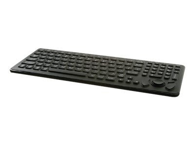 iKEY Nema 4x Sealed Non-backlit Keyboard w  HulaPoint Mouse & PS 2 Cable