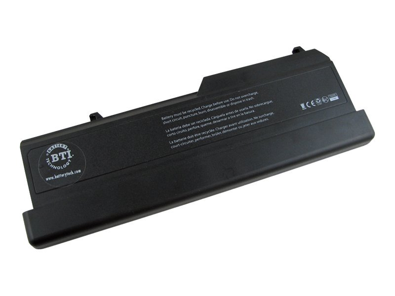 BTI Battery, Li-Ion High Capacity for Dell Vostro 1310 1510 2510, DL-V1510H, 9425970, Batteries - Notebook