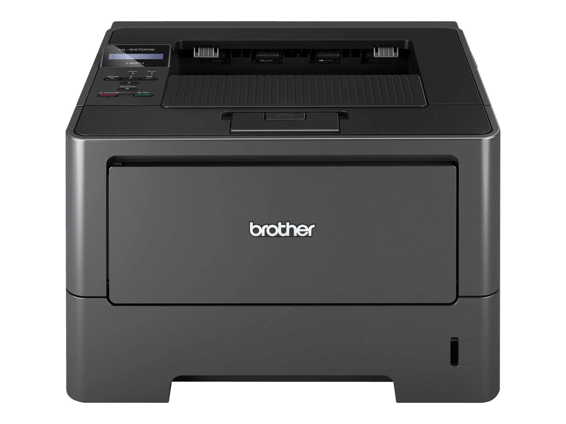 Brother HL-5470DW Laser Printer, HL-5470DW, 14040118, Printers - Laser & LED (monochrome)