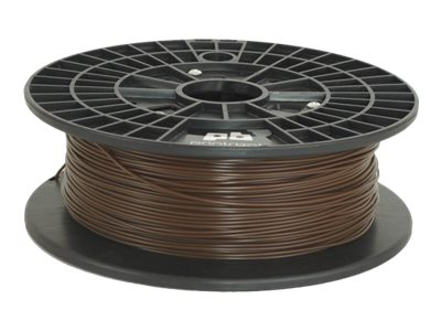 PrintrBot 1.75mm Brown 0.5kg PLA Filament, PBBROWNP