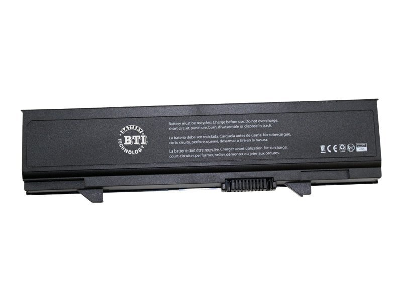 BTI Battery, Li-Ion 5200mAh 11.1V 6-cell for Dell, DL-E5400, 12352804, Batteries - Notebook