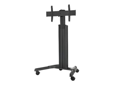 InFocus Mobile Cart Pro for Mondopad, Black, INF-MOBCARTPRO-B, 15602709, Stands & Mounts - AV